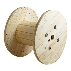 JK Packaging Wooden Reels