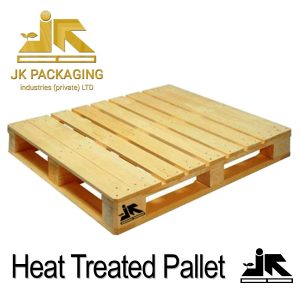 Heat Treated Pallet - JK Pallet & Packaging - Karachi Pakistan